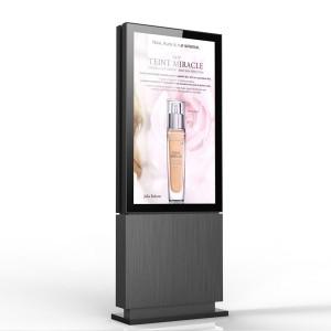 Dual Side Floor-standing Kiosk